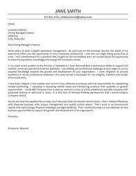 managment cover letter management cover letter samples