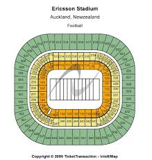 Metallica Seating Chart Metallica Auckland Tickets 10 31 2019