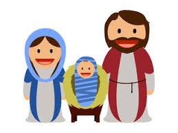 mary and joseph clip art. Beautiful Clip Baby Jesus With Mary And Joseph In And Clip Art