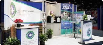 Portable Display Stands For Exhibitions Interesting Portable Trade Show Displays Custom Trade Show Exhibits