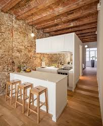 Apartment Kitchen Renovation Modern Apartment Renovation Revives Its 19th Century Character