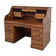 antique oak furniture. Unique Oak Antique Oak RollTop Desk Sale Throughout Furniture E