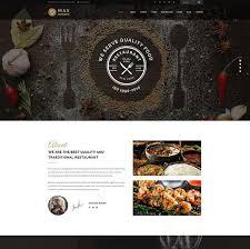 Wp Restaurant Themes 15 Best Wordpress Restaurant Food Themes Dessign Themes