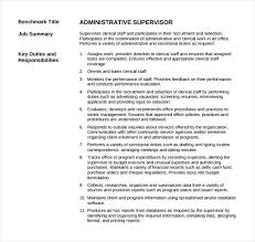 Mechanical Supervisor Resume Sample – New Superiorformatting Template