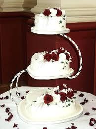 Heart Shape Cake Designs Images Perfectly Sweet Shaped Wedding Cakes