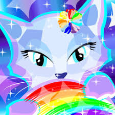 Coloring Pages With Cute Kittens For Girls Boys Fashion Painting