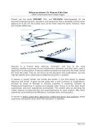 Resume Cv Meaning Define Bio Data Resume Cv Meaning In Urdu