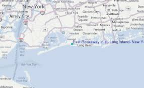 East Rockaway Inlet Long Island New York Tide Station