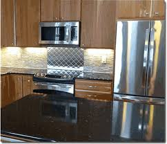 Once your backsplash has been manufactured, it will be covered with a  protective PVC film and carefully packaged to insure against damage.