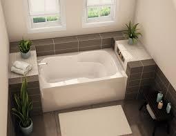 sizable alcove bathtub tub with tile a deep bathtubs cast iron american standard