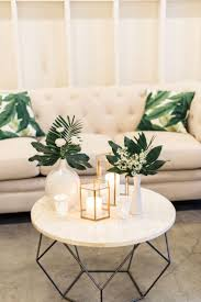 A Chic, Tropical Party Infused With That Iconic Banana Leaf Print