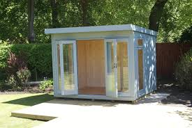 outside office shed. GARDEN BUILDINGS Outside Office Shed