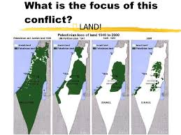 i palestinian conflict student version what is the focus of this conflict <ul><li>land