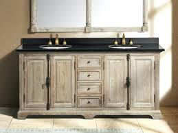 rustic bathroom double vanities. Contemporary Rustic Grey Double Vanity Rustic Bathrooms Farmhouse Inch Driftwood  Bathroom Vanities 60 With Rustic Bathroom Double Vanities N