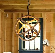 awesome rustic orb chandelier and rope orb chandelier rustic lighting industrial ceiling fixture sphere pendant 47