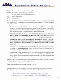 Letter Of Recommendation For A Dentist Dental Letter Of Recommendation