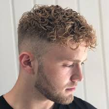 40 best perm hairstyles for men 2020