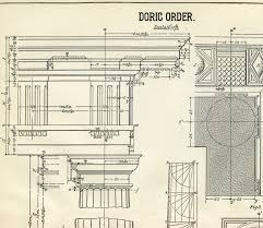 architecture printable doric order diagram columns the  architecture printable doric order diagram columns the graphics fairy