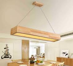 awesome modern wood chandelier