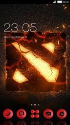 download free dota 2 clauncher android mobile phone theme 1557
