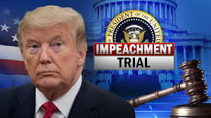 Day 2 of the Senate impeachment trial of President Trump