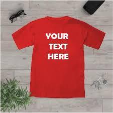 Creat A Shirt Custom Made T Shirts Malaysia Design Your Own T Shirt Design