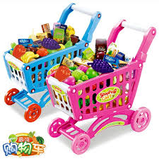 Trolley a children\u0027s toy girl 1-2 years old female baby 2-3 USD 19.41]