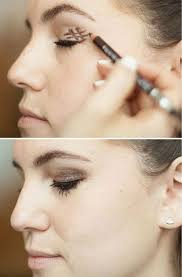 use the hash method for a perfect smokey eye