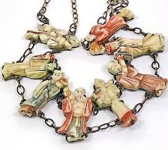 necklaces pendants bovine bone