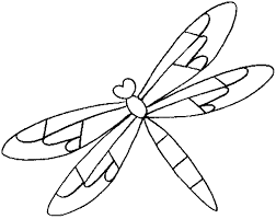 Small Picture Download Animal Dragonfly Coloring Page Free For Kids Or Print