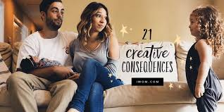 21 Creative Consequences Imom