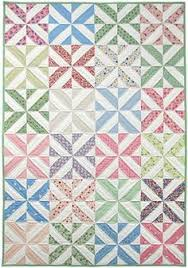 720 best Strip/String Quilts images on Pinterest   Scrappy quilts ... & spring showers strip quilt kit, ruler, & free pdf pattern Adamdwight.com