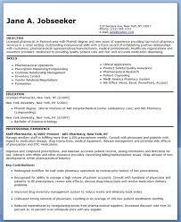 Pharmacy Resume Examples Custom 48 Lovely Pharmacist Resume Example