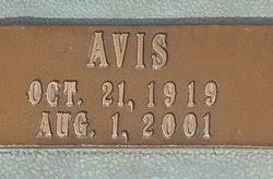 Avis Matthews (1919-2001) - Find A Grave Memorial
