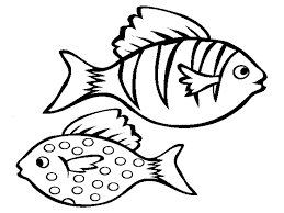 Pictures of fish for kids coloring pages are a fun way for kids of all ages to develop creativity, focus, motor skills and color recognition. Free Printable Fish Coloring Pages For Kids