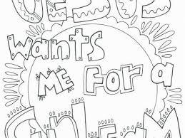 Jesus Loves Me Coloring Page Free Jesus Temptation Coloring Page