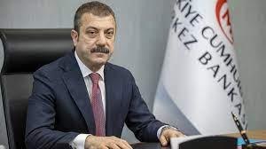 Merkez Bankası Başkanı Şahap Kavcıoğlu'ndan faiz açıklaması