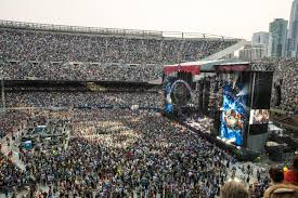 Soldier Field Seating Chart Grateful Dead 2015 10 Most Annoying Things Grateful Dead Fans Say News