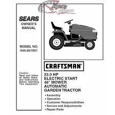 craftsman tractor parts manual 944601901 jpg