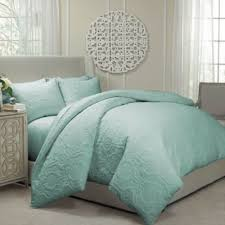 Buy Quilted Duvet Covers from Bed Bath & Beyond & Vue® Barcelona Convertible Queen Coverlet-to-Duvet Cover Set in Spa Blue Adamdwight.com