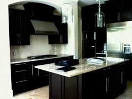 kitchen wall paint colors kitchens with dark cabinets wood walls full size cabinet popular finish white