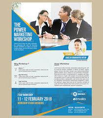 17 Workshop Flyer Designs Templates Psd Ai Word Eps