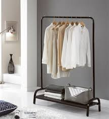 Pinnig Coat Rack Pinnig Coat Rack With Shoe Storage Bench Ikea Inside Metal Clothes 48
