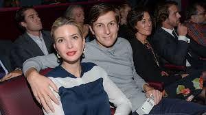 Jared And Ivanka s First Date The Transcript Extra Newsfeed