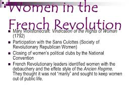 women a history a brief and informative history of women in 11 women in the french