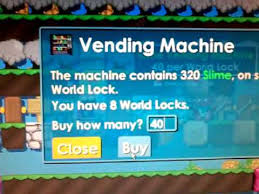 How To Make Vending Machine In Growtopia Adorable Growtopia Using Vending Machine To Buy Items YouTube