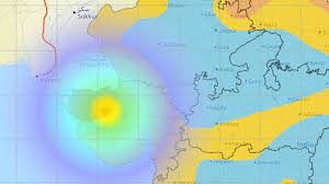 A powerful 6.8 magnitude quake on richter scale rocked north india including chandigarh, kashmir and other areas in region. Earthquake In Gujarat India News