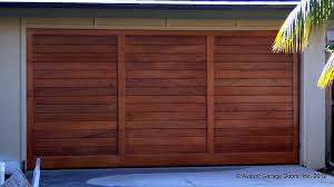 16 x 7 garage doorFull Custom Wood Garage Doors CA Garage Door Installation Costa Mesa