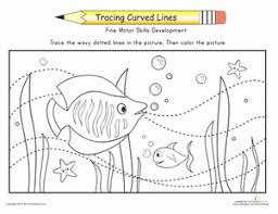 Ocean Coloring Pages Printables Educationcom