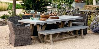 concrete outdoor table round concrete outdoor coffee table